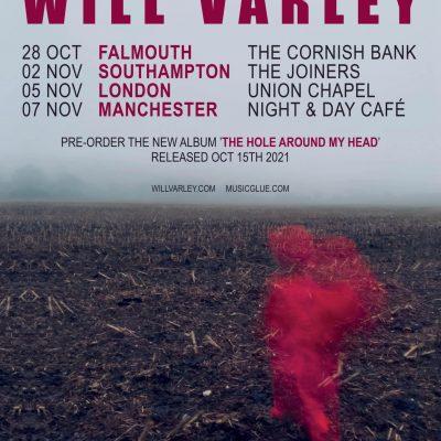 Autumn UK Live Shows